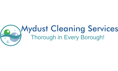 mydust cleaning services nyc logo